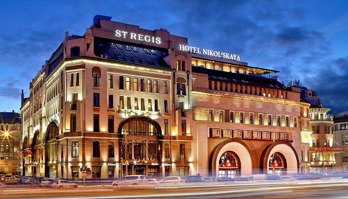 Hoteles más lujosos de Moscú