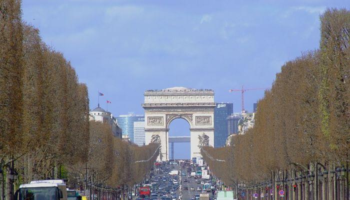 lugares que visitar en París