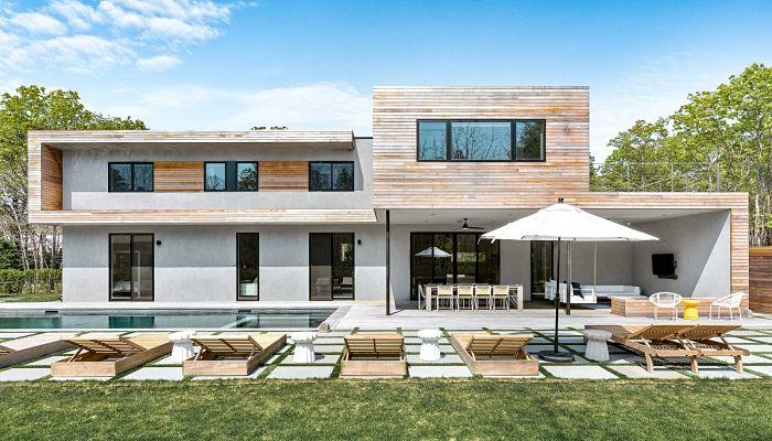 Modern East Hampton Getaway