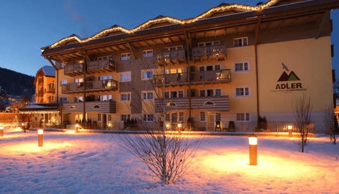 Albergue Adler Alpe