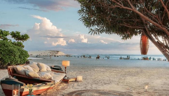 Casa na Praia Jeri
