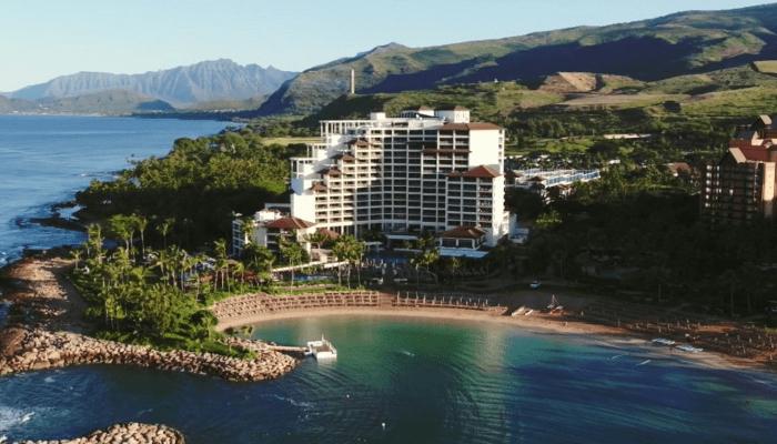 El Four Seasons Resort Oahu en Ko Olina