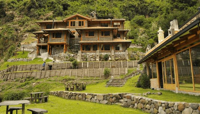 Hacienda Rumiloma Hotel