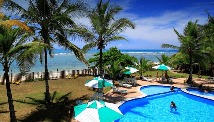 Hotel Enseada dos Corais Praia