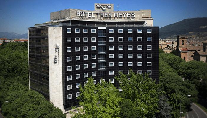 Hotel Los Tres Reyes
