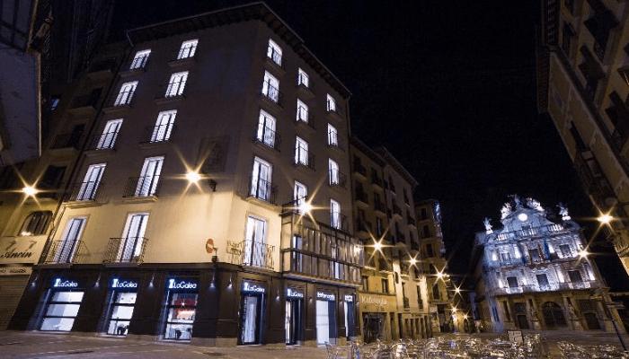 Hotel Pompaelo