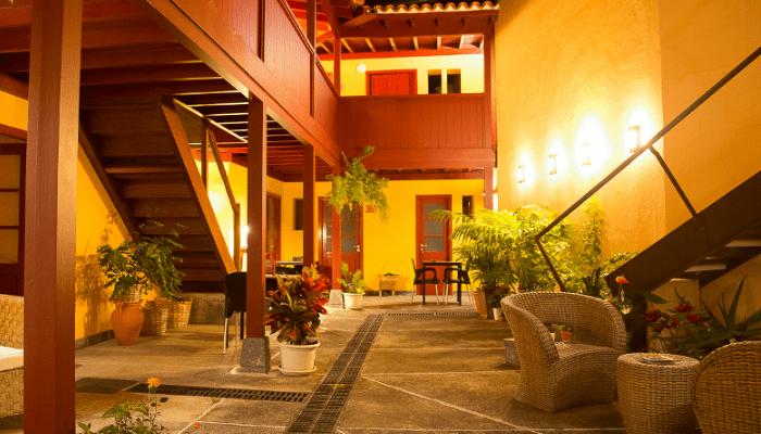 Hotel Rural Casa Lugo, Agulo