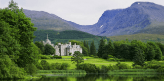 Inverlochy Castle Hotel, Fort William