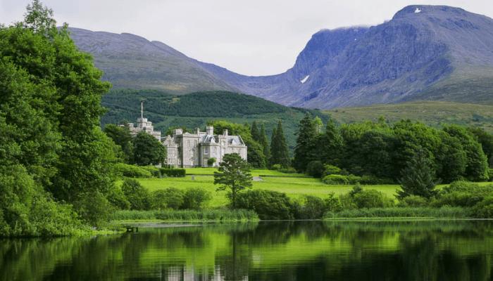 Inverlochy Castle Hotel, Fort William