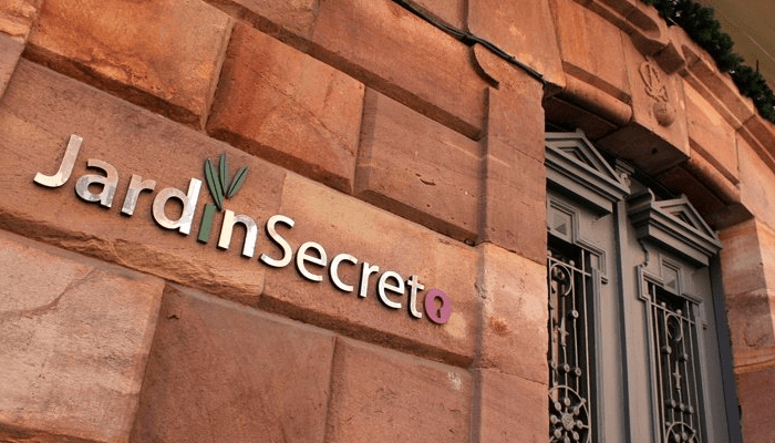 Jardín Secreto Santander