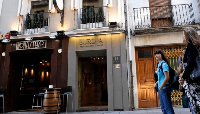 Sercotel Hotel Restaurante Europa