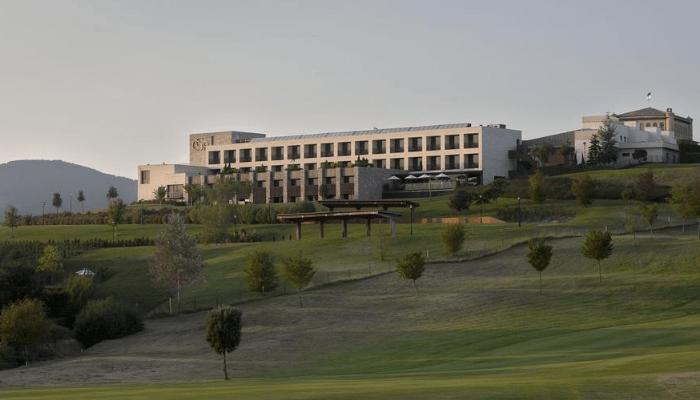 The Castillo de Gorraiz Hotel Golf & Spa