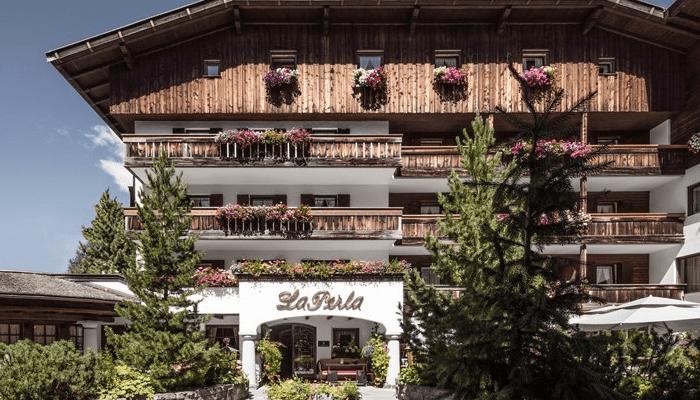 Hotel la perla Italia