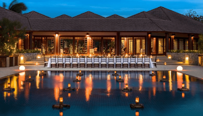 Amanpulo Resort