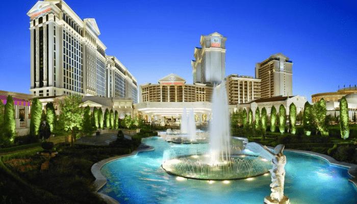 Caesars Palace Las Vegas Hotel and Casino