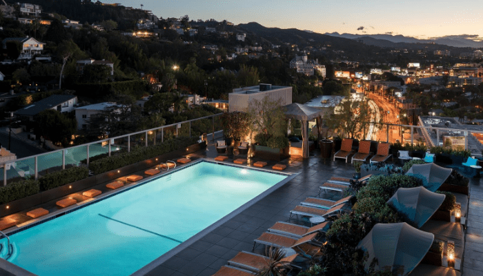 Hotel Andaz West Hollywood