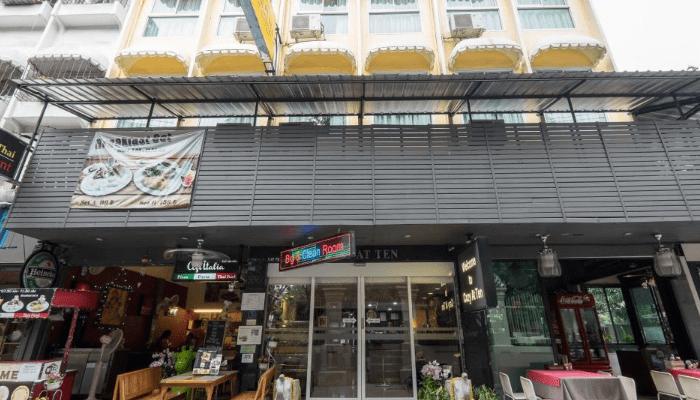 Hotel Cozy Bangkok Place