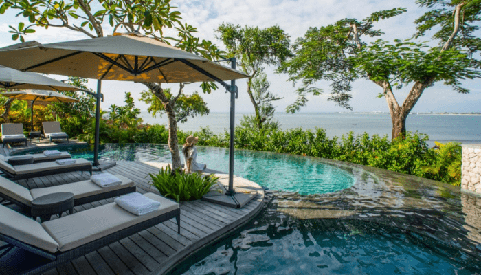 Hotel Four Seasons at Jimbaran Bay