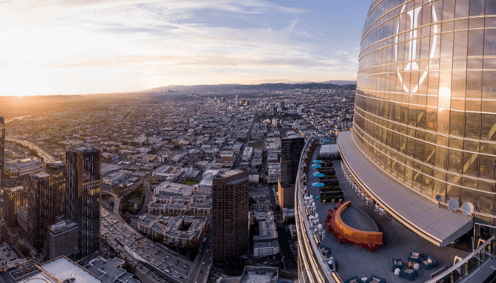 Hotel InterContinental Los Angeles Downtown