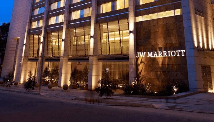 Hotel JW Marriott Bogotá