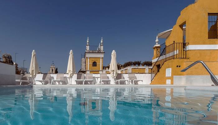 8 lugares baratos donde alojarse en c rdoba mejores hoteles - Hotel las gaunas en logrono ...