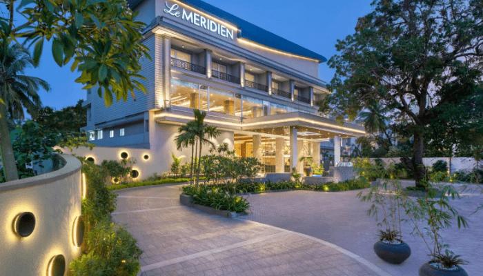 Hotel Le Méridien Goa