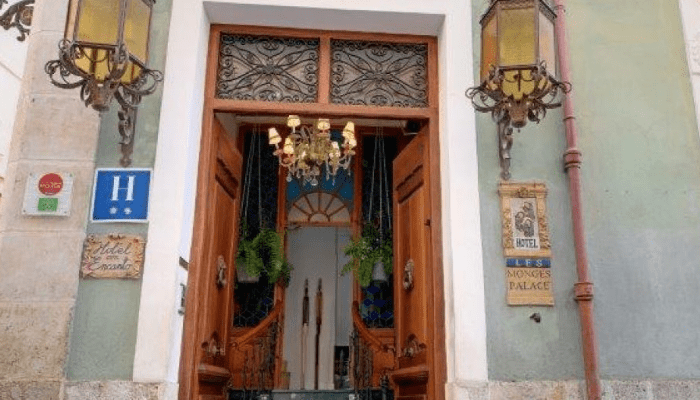 Hotel Les Monges Palace
