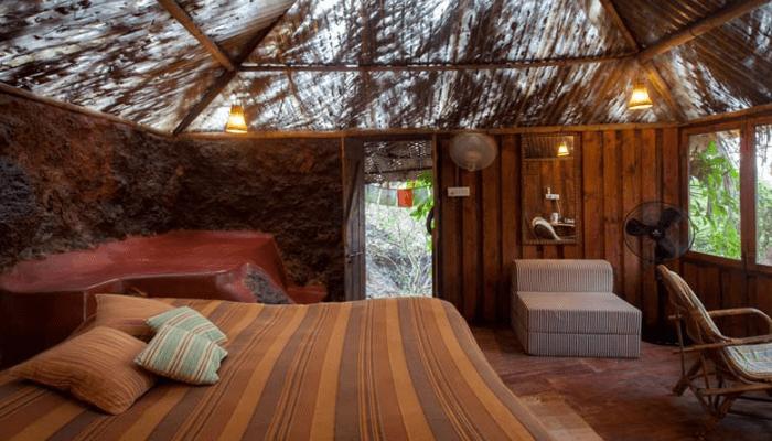 Hotel Olaulim Backyards