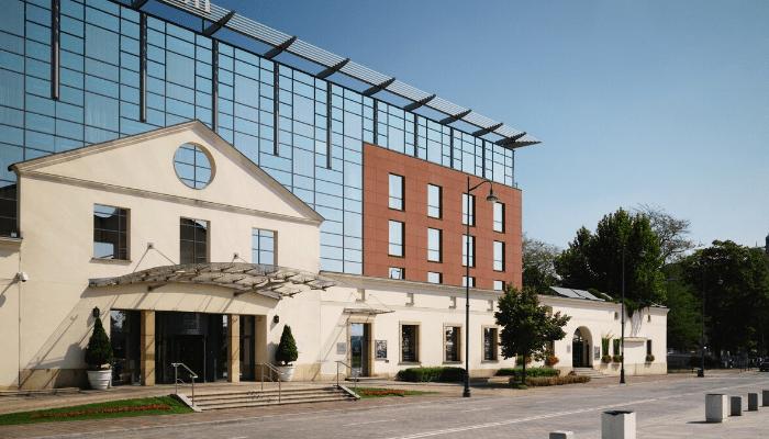 Hotel Sheraton Grand Kraków