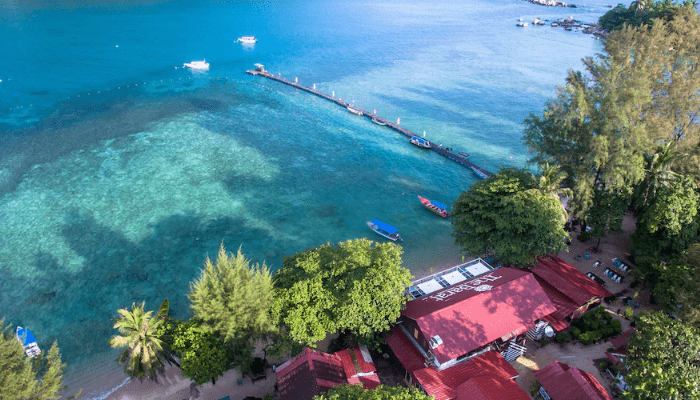 Hotel The Barat Perhentian