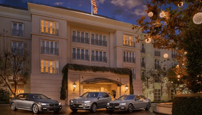 Hotel The Peninsula Beverly Hills
