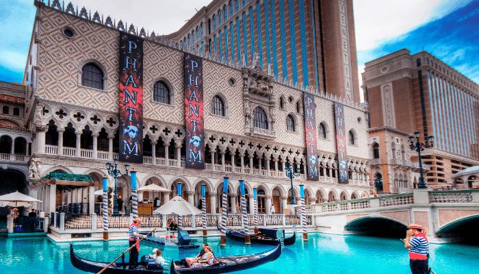 Hotel The Venetian Las Vegas
