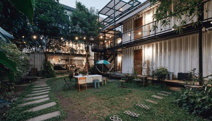 Hotel The Yard Hostel