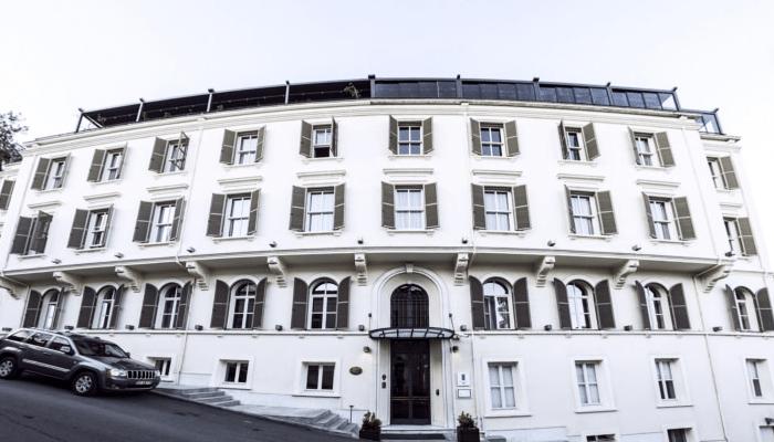 Hotel Tomtom Suites