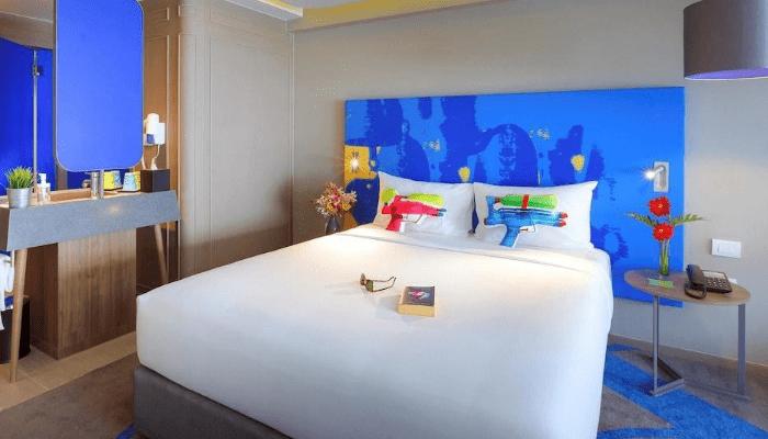 Hotel ibis Styles Bangkok KhaoSan Viengtai