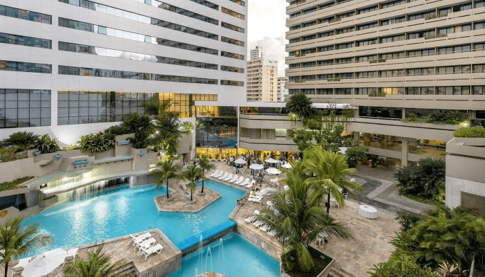 Mar Hotel Conventions, Recife