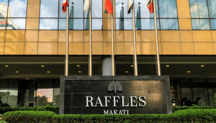 Raffles Makati Hotel