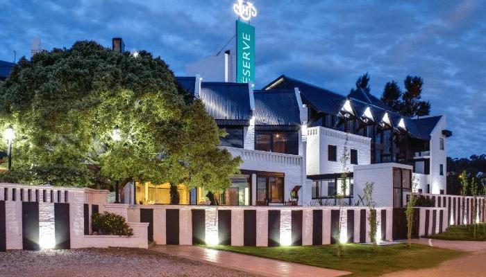 Spa Hotel La Réserve, Colonia del Sacramento