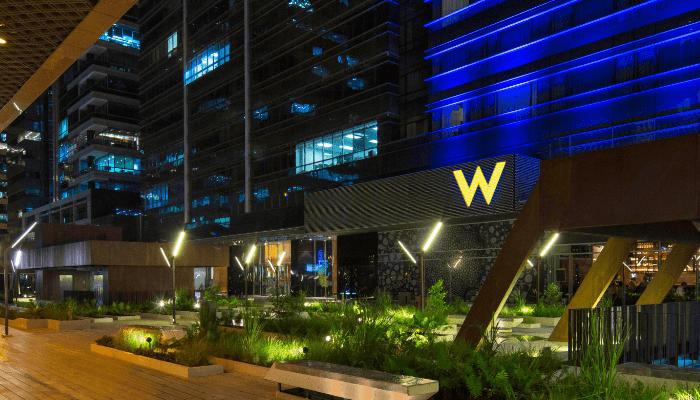 W Hotel Bogotá