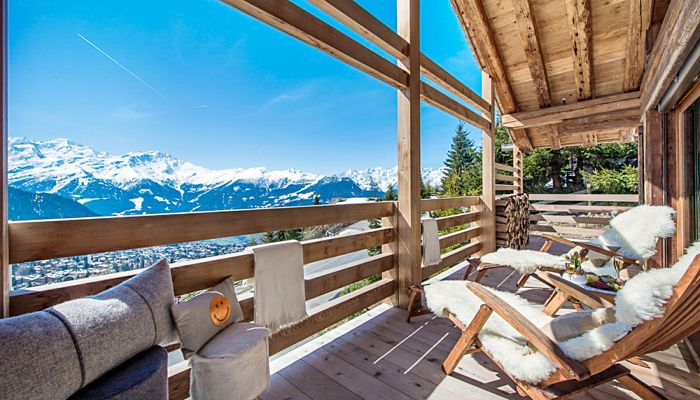 Chalet Alpin Roc