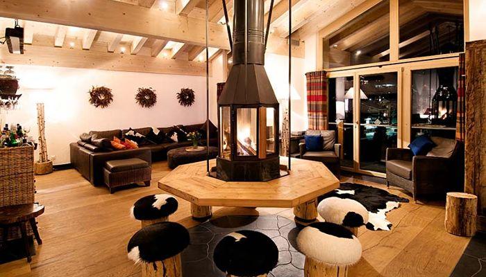 The Zermatt Lodge