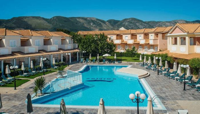 Eco Resort Zefyros Hotel