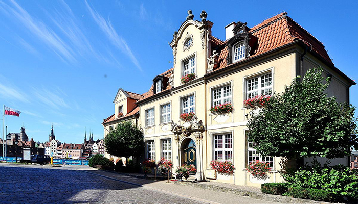 Podewils Old Town Gdansk.
