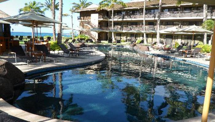 Koa Kea Hotel & Resort en la playa de Poipu