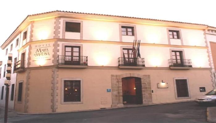 Hotel María de Molina Donde Alojarse En Úbeda