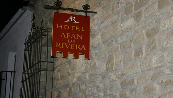 Hotel Afan de Rivera Donde Alojarse En Úbeda