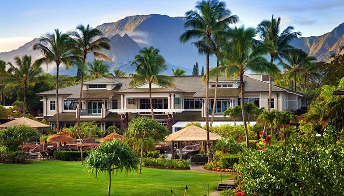 Villas Westin Princeville Ocean Resort