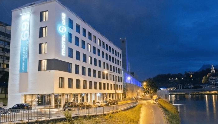Hotel One Salzburg Mirabell