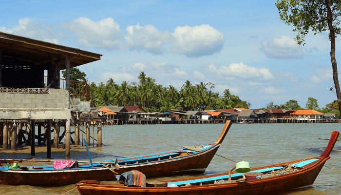 Lanta Harbour