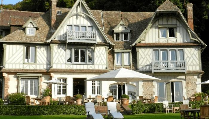 Le Manoir des Impressionnistes house